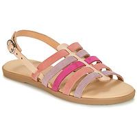Schuhe Mädchen Sandalen / Sandaletten André INDRA Rose
