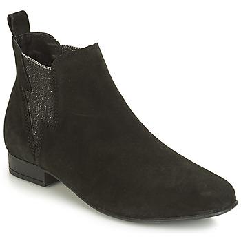 Schuhe Damen Boots André ROCKA Schwarz