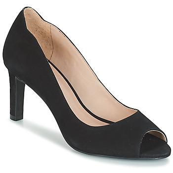 Schuhe Damen Pumps André CECILIA Schwarz