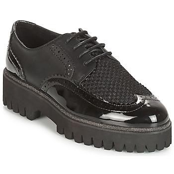 Schuhe Damen Derby-Schuhe André COREANE Schwarz