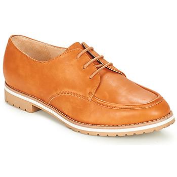 Schuhe Damen Derby-Schuhe André CHARLELIE Camel
