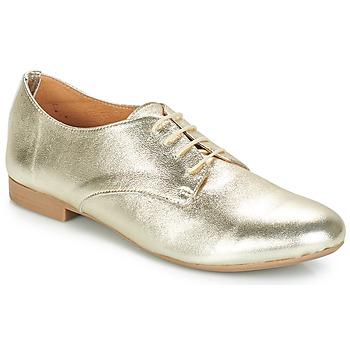 Schuhe Damen Derby-Schuhe André COMPLICITY Golden