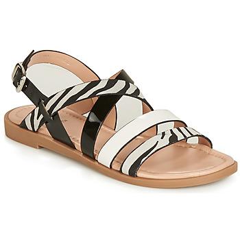 Chaussures Femme Sandales et Nu-pieds André RADJAH Blanc