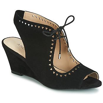 Chaussures Femme Sandales et Nu-pieds André SCOOP Noir