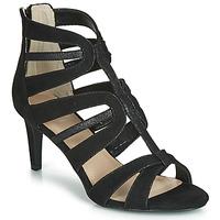 Chaussures Femme Sandales et Nu-pieds André CHILI Noir
