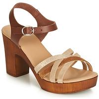 Chaussures Femme Sandales et Nu-pieds André SCYLLA Beige