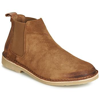 Chaussures Homme Boots André RONNY Cognac