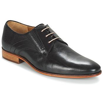 Schuhe Herren Derby-Schuhe André LIGURIA Schwarz