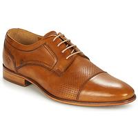 Schuhe Herren Derby-Schuhe André LIVING Braun