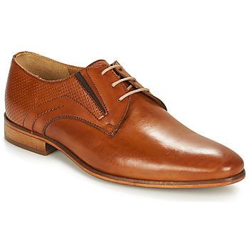 Schuhe Herren Derby-Schuhe André LIGURIA Braun