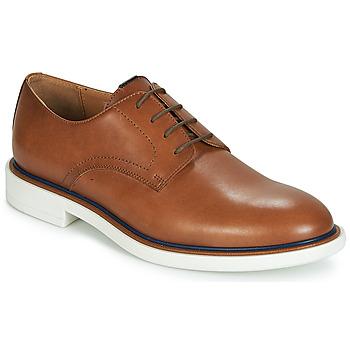 Schuhe Herren Derby-Schuhe André MUNICH Braun