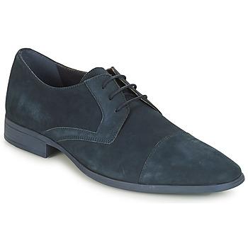 Schuhe Herren Derby-Schuhe André GENOVA Blau