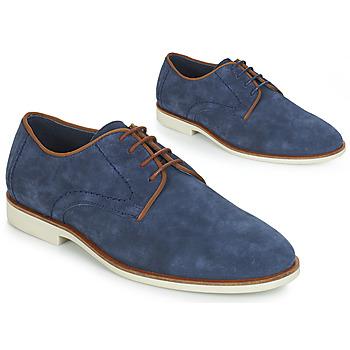 Schuhe Herren Derby-Schuhe André ARGENTINA Marineblau