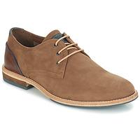 Schuhe Herren Derby-Schuhe André LIBERO Braun,