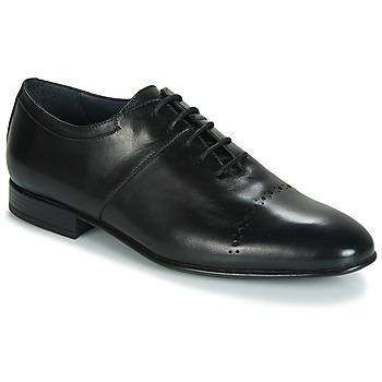 Schuhe Herren Richelieu André REMUS Schwarz