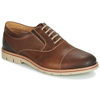 Schuhe Herren Richelieu André SIMPLY Braun