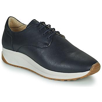 Schuhe Herren Sneaker Low André VELVETINE Blau