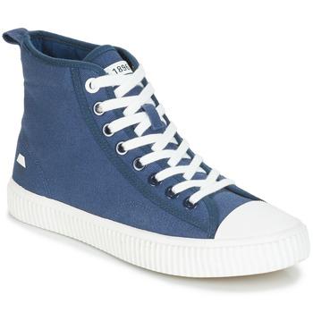 Scarpe Uomo Sneakers alte André SUBWAY Blu
