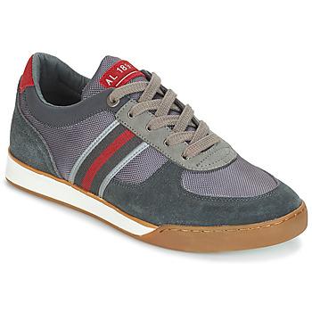 Schuhe Herren Sneaker Low André SPEEDY Grau