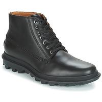 Chaussures Homme Boots Sorel ACE CHUKKA WATERPROOF Noir