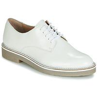 Schuhe Damen Derby-Schuhe Kickers OXFORK Weiss