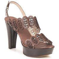 Schuhe Damen Sandalen / Sandaletten Fabi PANAMA Braun,