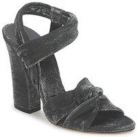 Chaussures Femme Sandales et Nu-pieds Casadei 1166N122 NERO