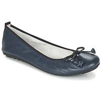 Schuhe Damen Ballerinas Mac Douglas ELIANE Marineblau