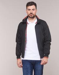 Vêtements Homme Blousons Harrington MICK Noir