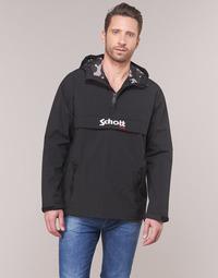 Kleidung Herren Jacken Schott PIKES 1 Schwarz