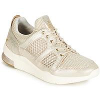 Chaussures Femme Baskets basses Mustang 1305304-482 Doré