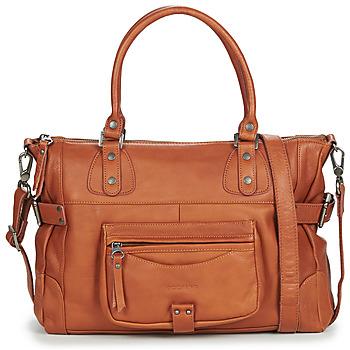 Taschen Damen Handtasche Sabrina CAMILLE Braun,