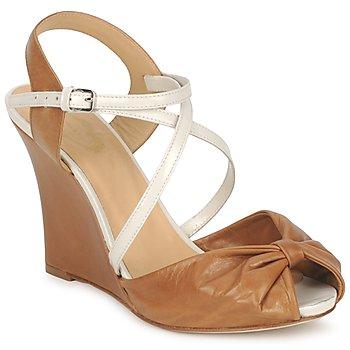 Schuhe Damen Sandalen / Sandaletten Paul & Joe MYRTI Kamel