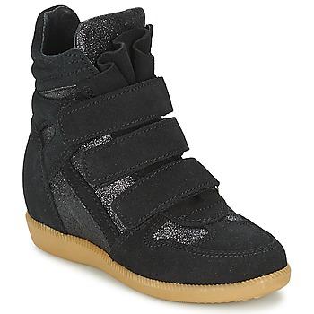 Schuhe Mädchen Sneaker High Acebo's MILLIE Schwarz