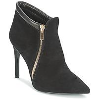 Schuhe Damen Ankle Boots Luciano Barachini ARNO Schwarz