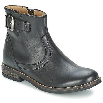 Schuhe Mädchen Boots Shwik WACO BASE Schwarz