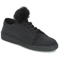 Schuhe Damen Sneaker Low Miista ADALYN Blau