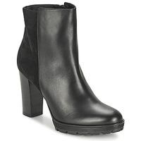 Schuhe Damen Low Boots Nome Footwear CLAQUANTE Schwarz