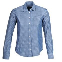 Kleidung Damen Hemden Gant EXUNIDE Blau