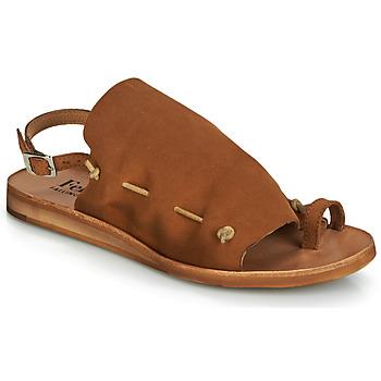 Schuhe Damen Sandalen / Sandaletten Felmini COGNACEJE Kognac