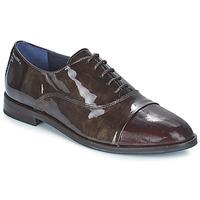 Schuhe Damen Derby-Schuhe Dorking RAQUEL Braun,