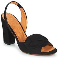 Schuhe Damen Sandalen / Sandaletten Chie Mihara ANAMI Schwarz