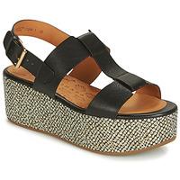 Schuhe Damen Sandalen / Sandaletten Chie Mihara OLIVIA Schwarz