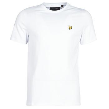 Kleidung Herren T-Shirts Lyle & Scott FAFARLITE Weiss