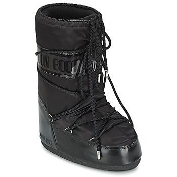 Scarpe Donna Stivali da neve Moon Boot MOON BOOT GLANCE Nero