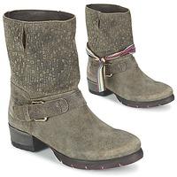 Schuhe Damen Boots Felmini RARSA Braun,