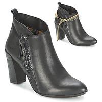 Schuhe Damen Low Boots Felmini CASSANDRE Schwarz