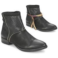 Schuhe Damen Boots Felmini RYO Schwarz