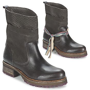 Schuhe Damen Boots Felmini CLARA Braun,