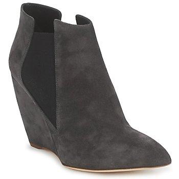 Schuhe Damen Ankle Boots Rupert Sanderson BAXTER Grau